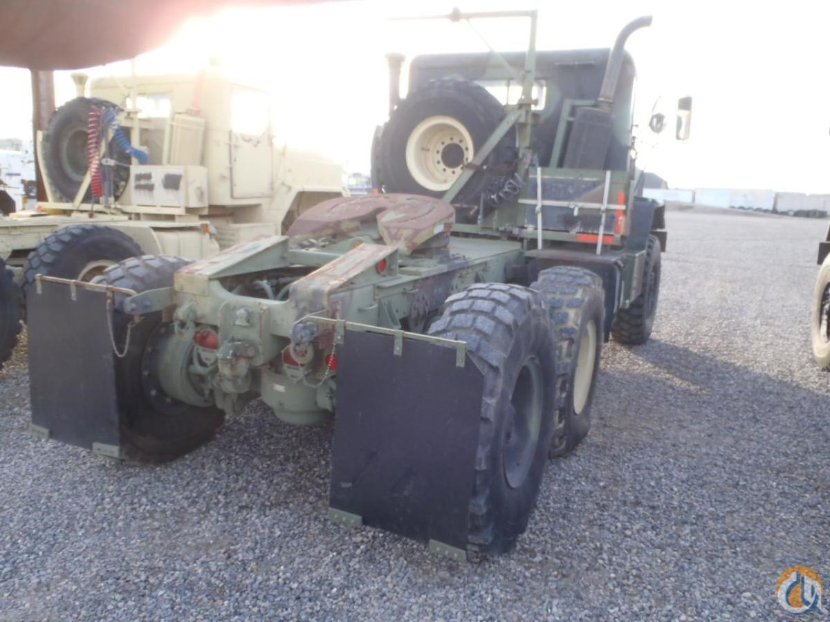 1991 BMY M932A2 Other  BMY M932A2 Equipment Sales Inc. 18227 on CraneNetwork.com